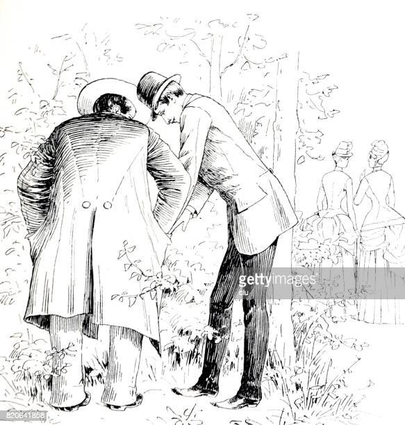 39 The Old Man The Tree High Res Illustrations Getty Images