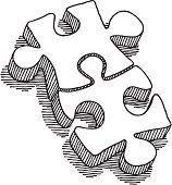Two Puzzle Pieces Connection Drawing High-Res Vector Graphic ... on database drawing, fault drawing, responsibility drawing, service drawing, work drawing, success drawing, function drawing, date drawing, voltage drawing, growth drawing, sound drawing, shattered drawing, confidence drawing, continental drift drawing, collaboration drawing, mick jagger drawing, outlet drawing, pathway drawing, healing drawing, wild horses drawing,