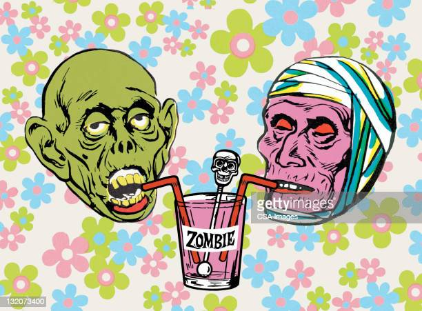 Two Zombies Share a Namesake Punch