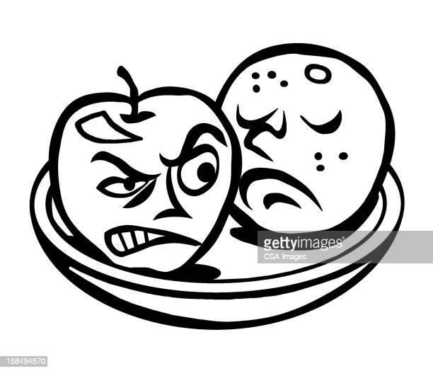 Unhappy Fruit