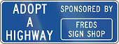 http://www.istockphoto.com/vector/united-states-mutcd-road-sign-adopt-a-highway-gm864575470-143587325