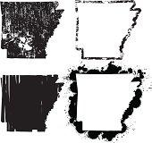 United States of Grunge - Arkansas