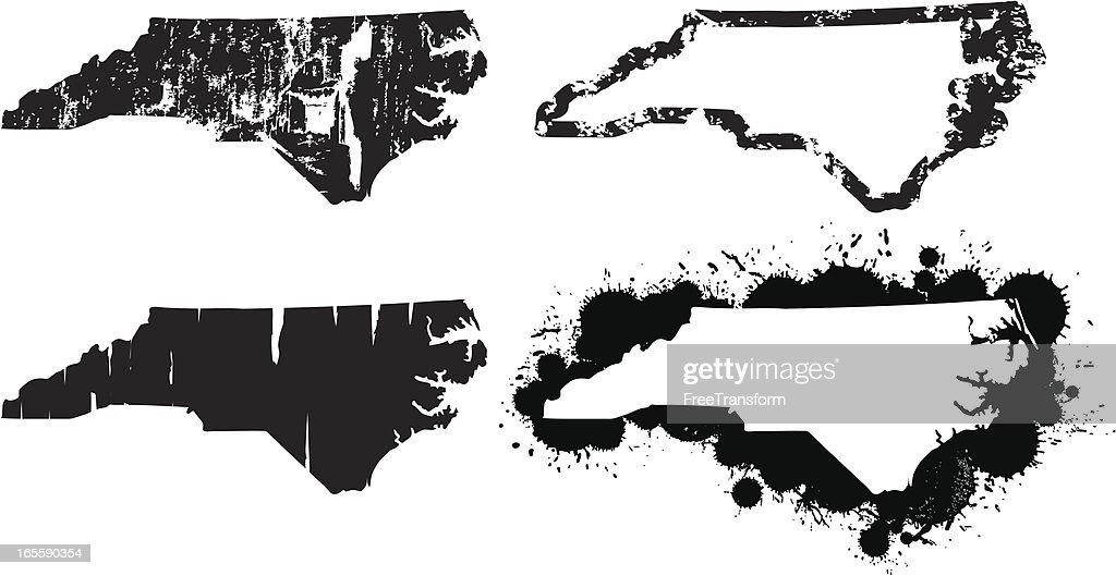 United States of Grunge - North Carolina