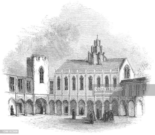 University of Oxford in Oxford, England - 16th Century