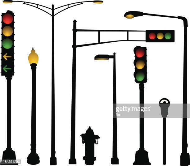 Urban Street elementos