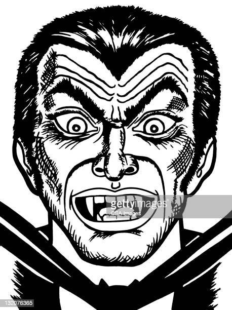 vampire - count dracula stock illustrations, clip art, cartoons, & icons