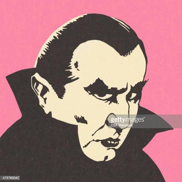 vampire - vampire stock illustrations, clip art, cartoons, & icons