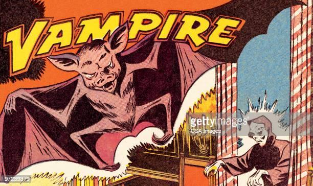 vampire - vampire stock illustrations