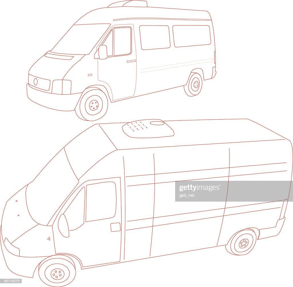 Van - Trace