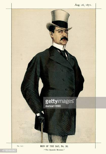Vanity Fair Print of Don Manuel Rances Y Villanueva