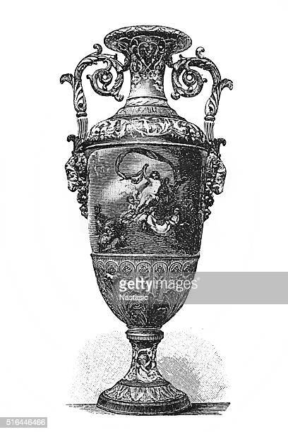 Vase from the Imperial Porcelain