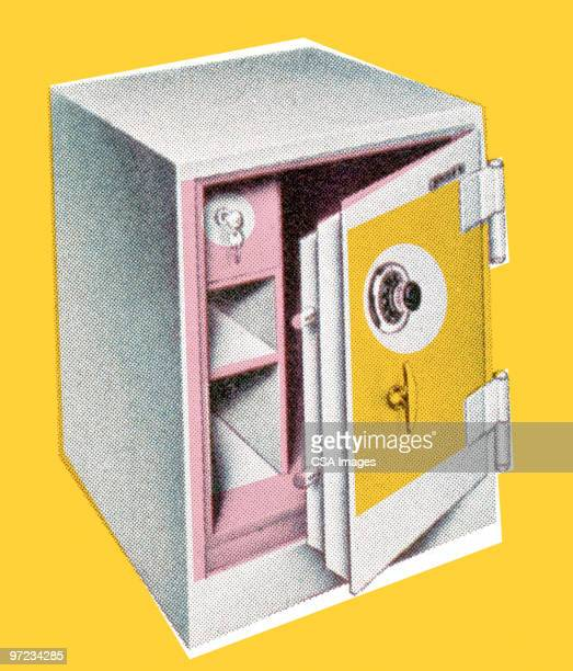 vault - safety stock illustrations