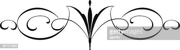 Vector Scroll Design
