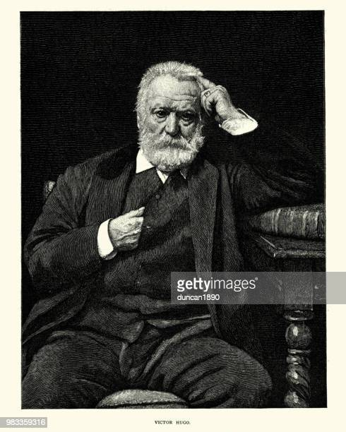 Victor Hugo, poète Français, romancier
