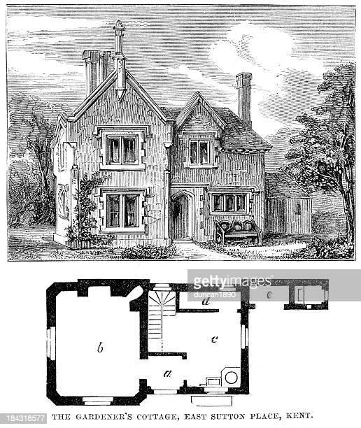 Victorian Architecture - Cottage
