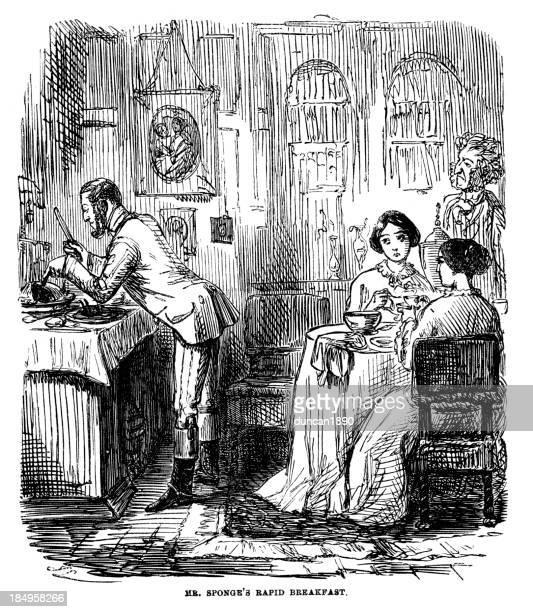 Victorian Breakfast