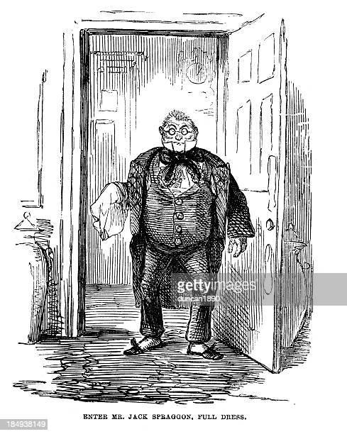 Victorian caricature