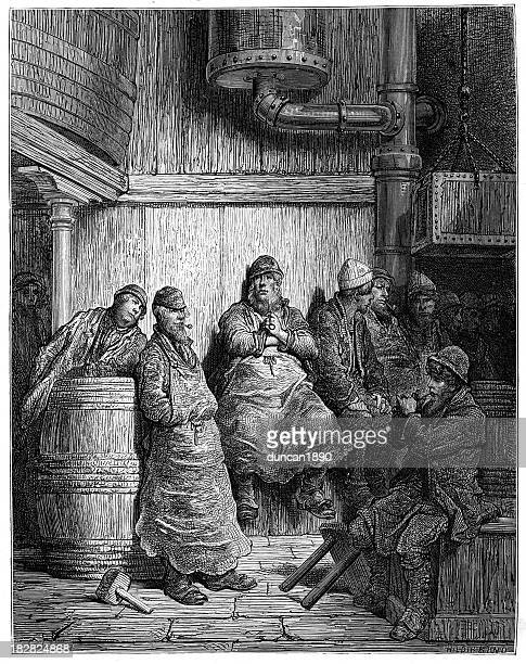 Victorian London - Brewer's Men