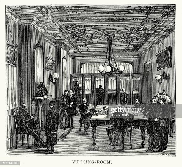 Victorian London Chancery Lane Safe Deposit