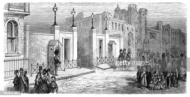 Victorian London - Marlborough House