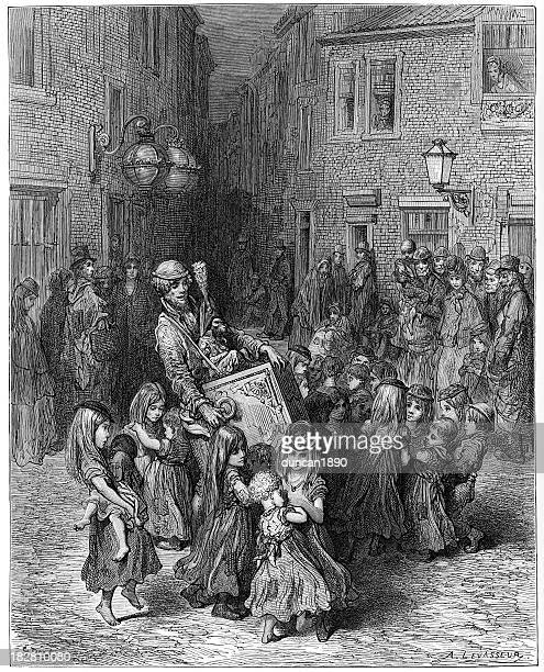 Victorian London - Organ in the Court