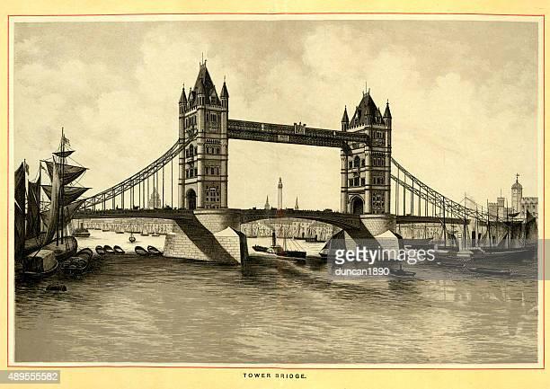 Victorian London - Tower Bridge