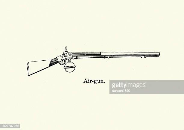 Victorian machinery - Air gun