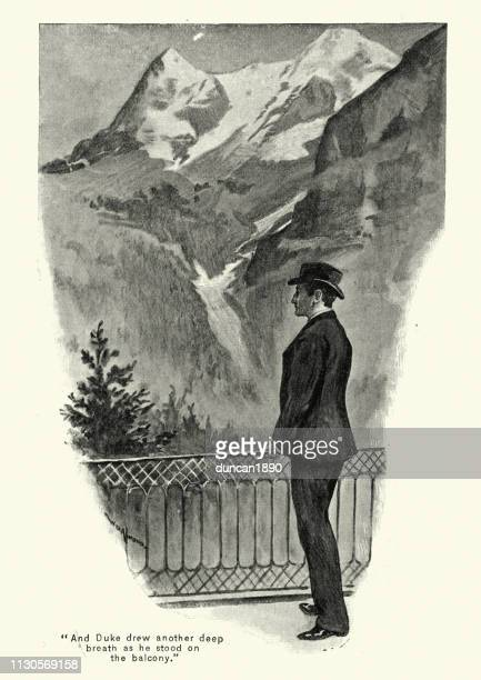 Mountain View Stock Illustrations And Cartoons