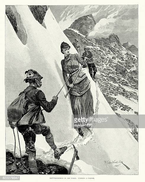 Victorian Mountaineering in the Tyrol