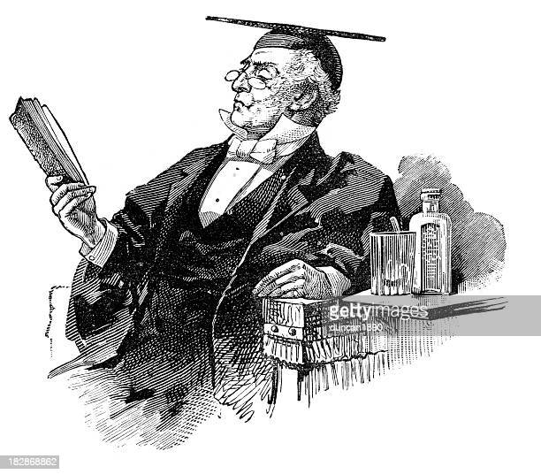 Victorian Professor
