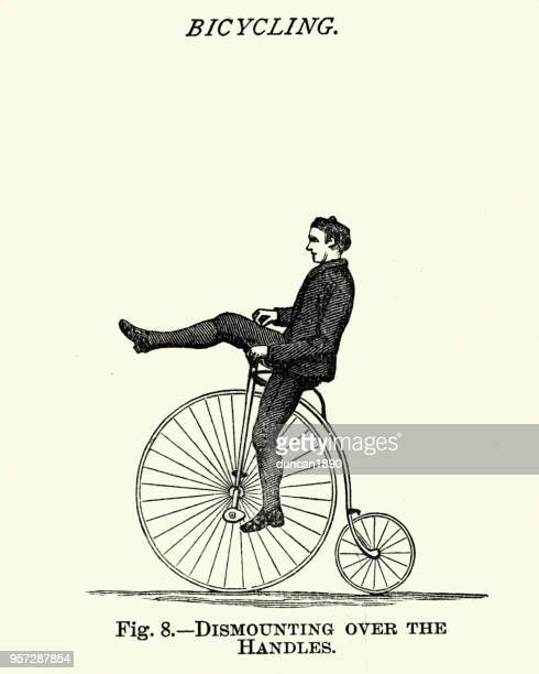 Penny Farthing Vintage Bicycle Free Stock Photo - Public Domain Pictures