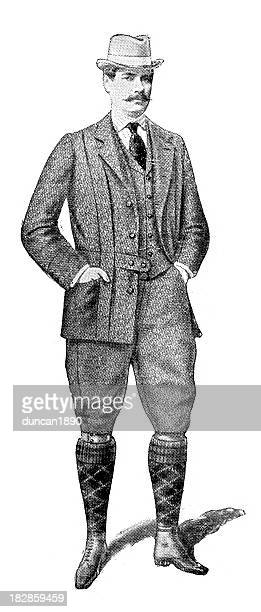 Victorian Tweed Suit