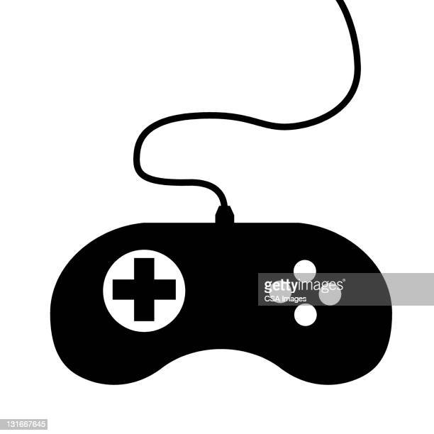 video game controller - control stock illustrations