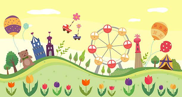 view of Amusement park