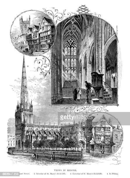 Views in Bristol (Victorian engraving)