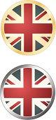 Vintage Flag Series - UK