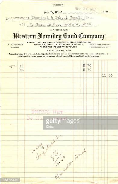 vintage form - receipt stock illustrations, clip art, cartoons, & icons
