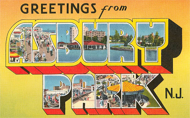 Greetings from asbury park new jersey pictures getty images greetings from asbury park new jersey m4hsunfo