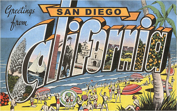 Greetings from san diego california pictures getty images greetings from san diego california m4hsunfo
