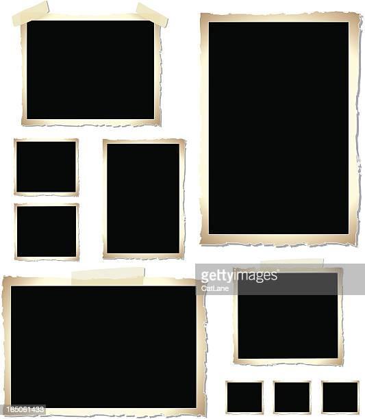 Fotografia Vintage Frames (vector
