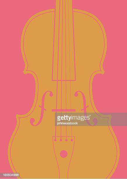 violin close-up. - violin stock illustrations, clip art, cartoons, & icons