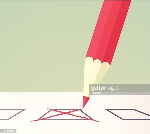 Voting Pencil