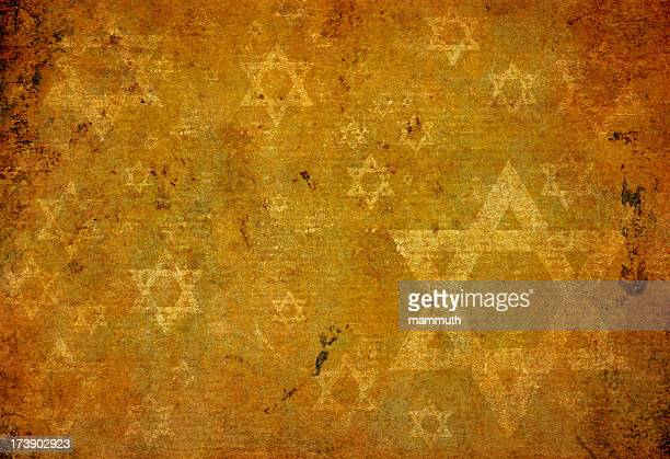 wall texture with david stars