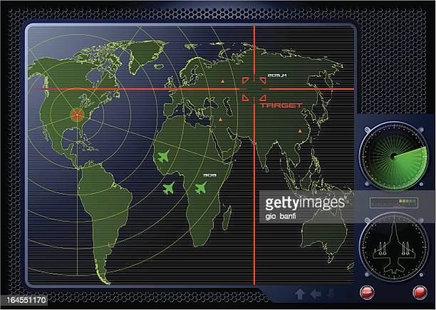 ilustrações de stock, clip art, desenhos animados e ícones de wargame - objetivo militar