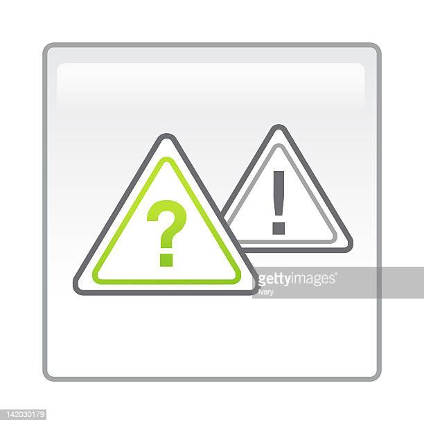 Warning Triangle Stock Illustrations And Cartoons Getty Images