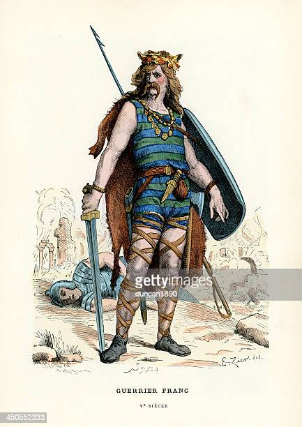 Warrior of the Franks