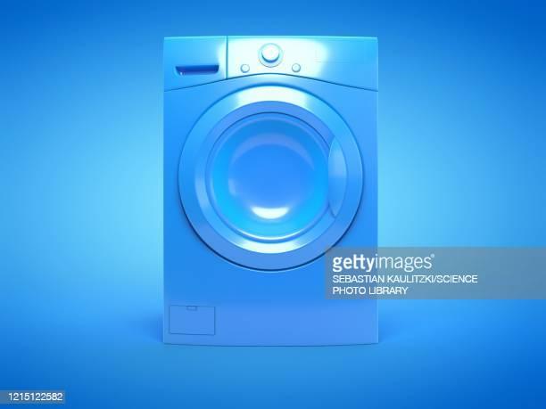 washing machine, illustration - simplicity stock illustrations