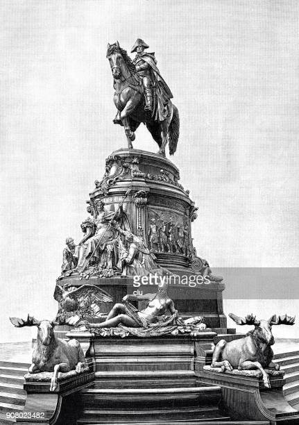 washington monument in philadelphia - president stock illustrations, clip art, cartoons, & icons