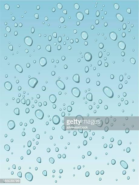 water drops - monsoon stock illustrations, clip art, cartoons, & icons