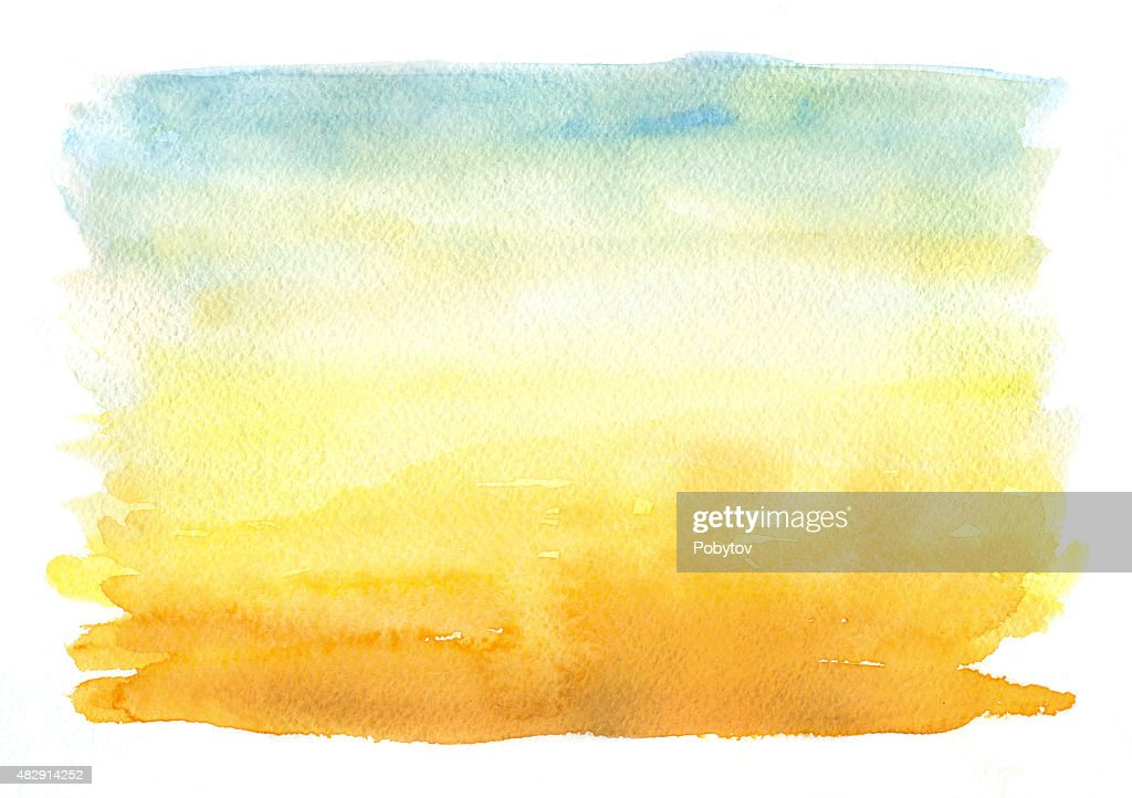 Watercolor Background : stock illustration